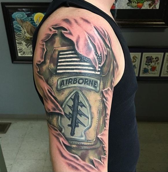 Best Military Tattoos
