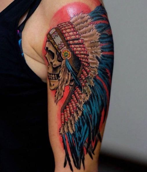 Best Native American Tattoos