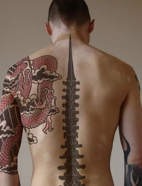 Best Spine Tattoos