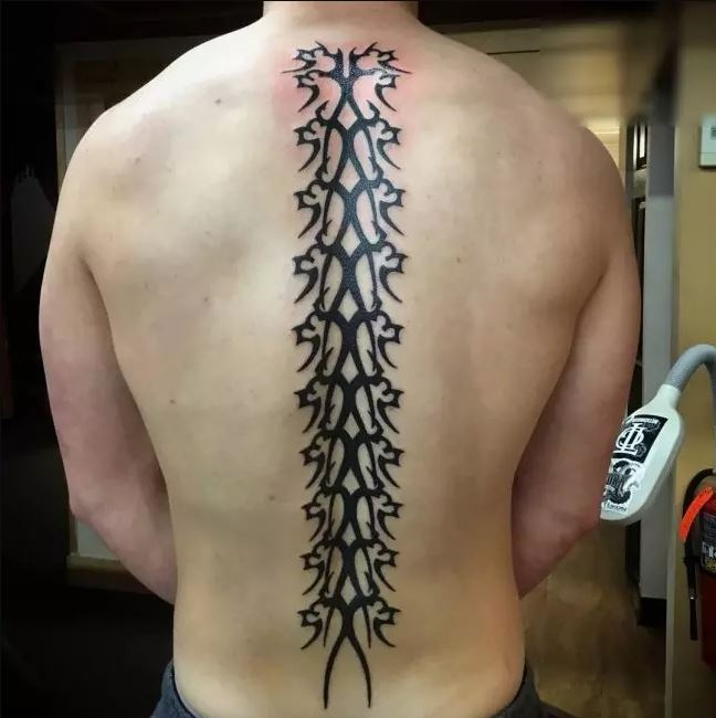 Can Spine Tattoos Paralyze You
