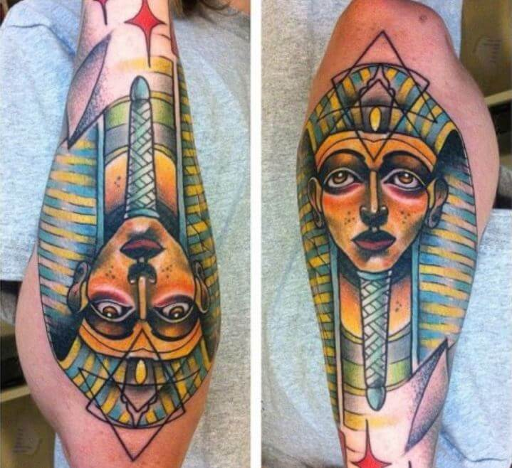 Cool Egyptian Tattoos
