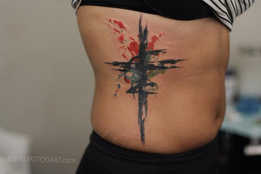 Cross Designs For Tattoos (4)