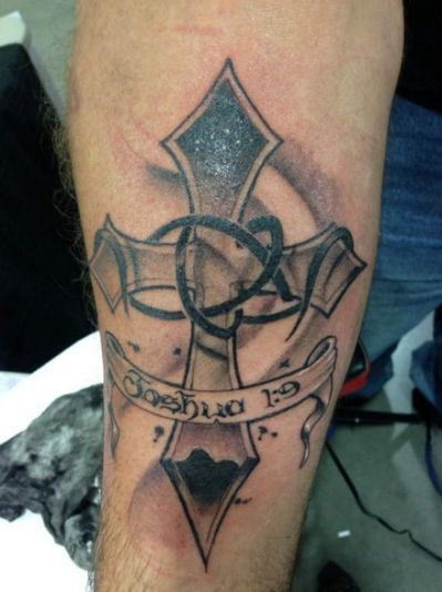 Cross Designs For Tattoos (9)
