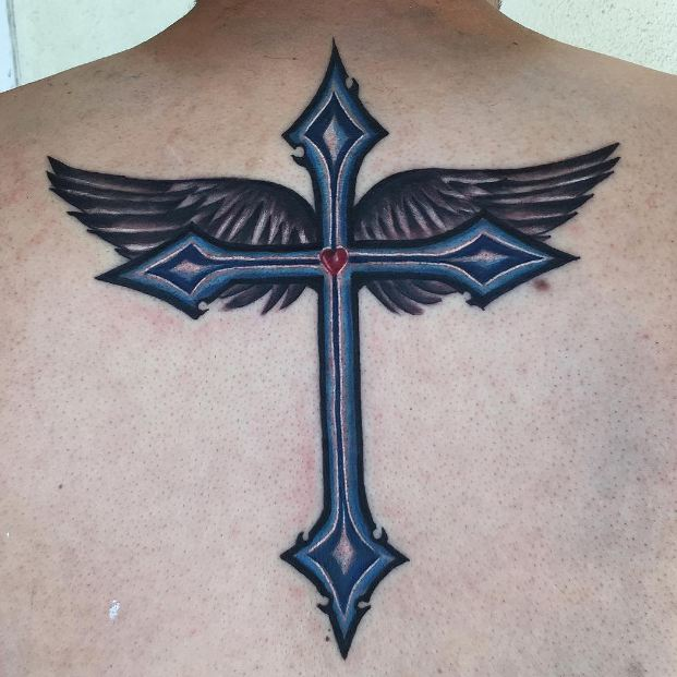 Cross Tattoos Designs