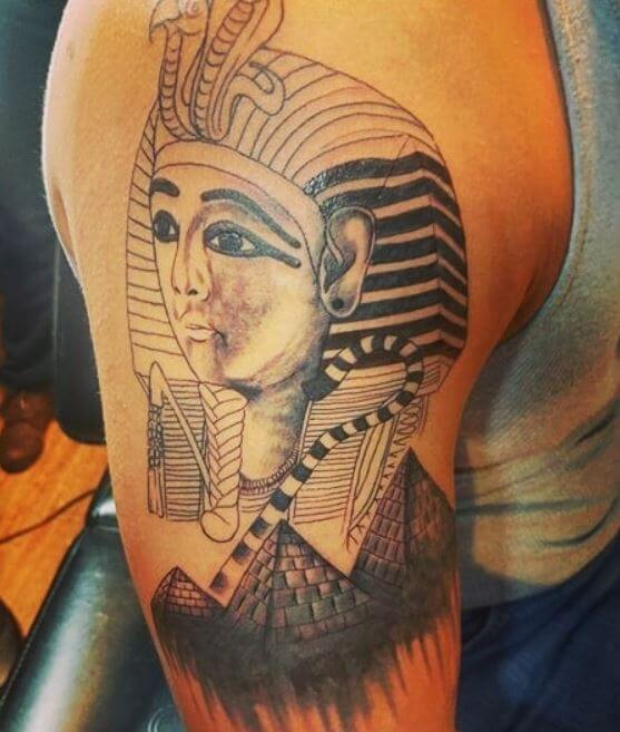 Egyptian Art Tattoos