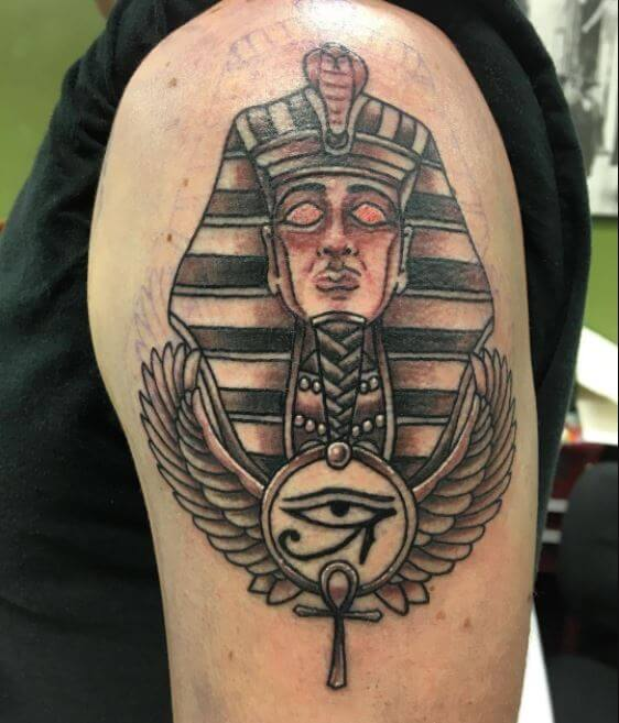 Egyptian Gods Tattoos