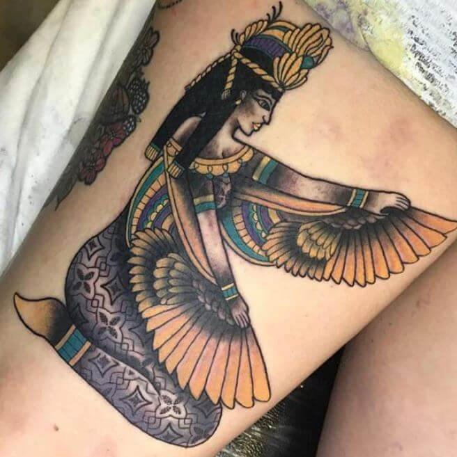 Egyptian Tattoos History
