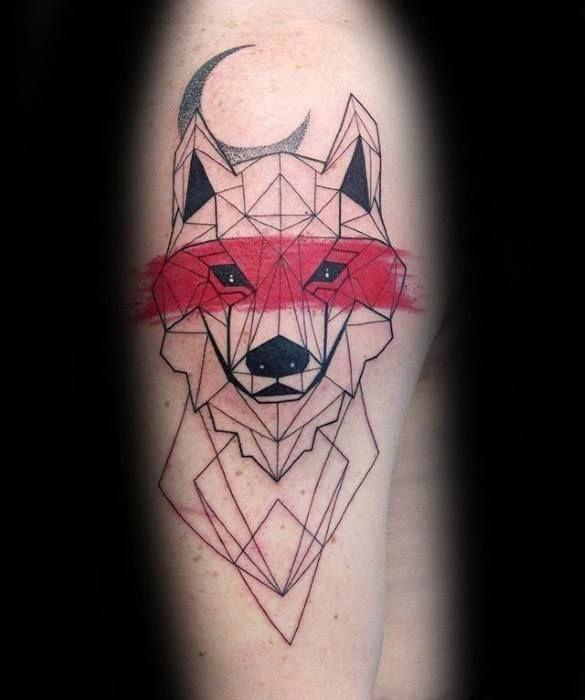 Geometric Pattern Tattoo Designs (4)