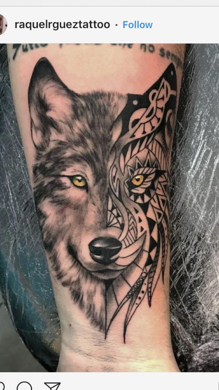 Geometric Shape Tattoo Designs (2)