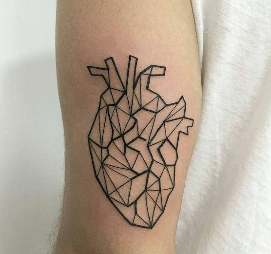 Geometric Style Tattoos