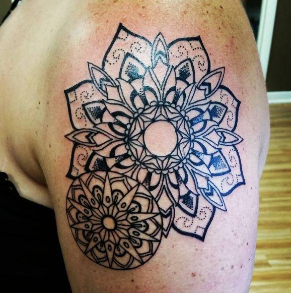Geometric Tattoos Designs