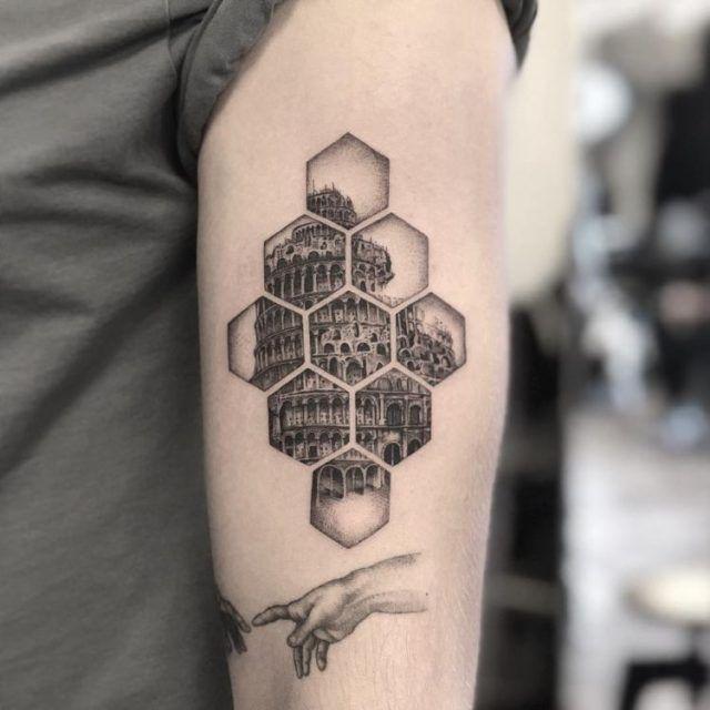 Geometry Tattoo (4)