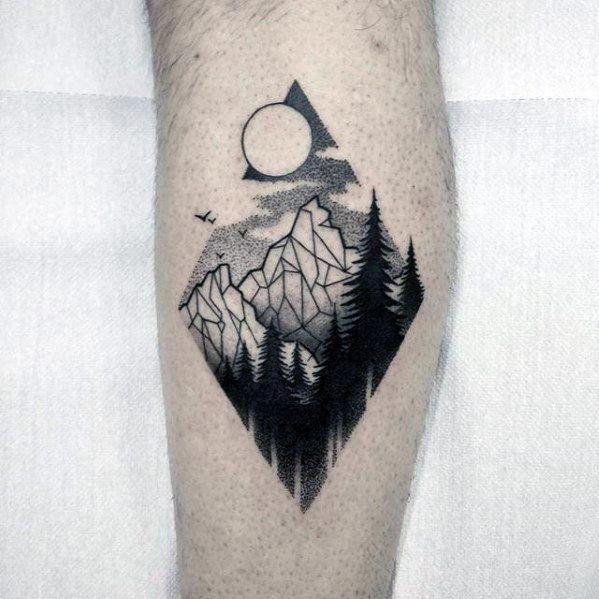 Geometry Tattoo (5)