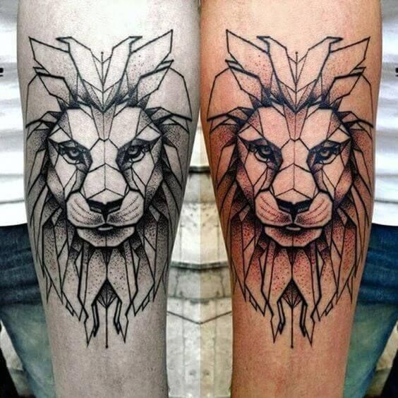 Geometry Tattoo (6)