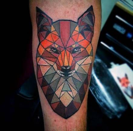 Hexagon Tattoo (6)
