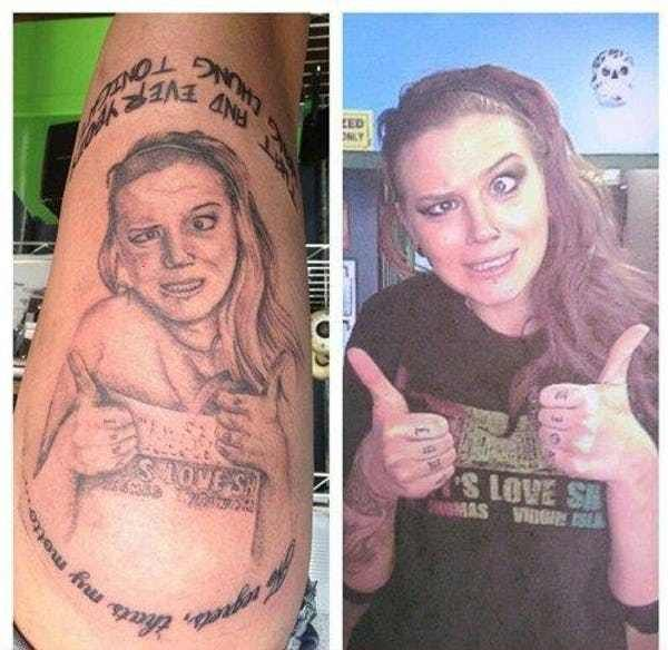 Horrible Tattoo Pictures (5)