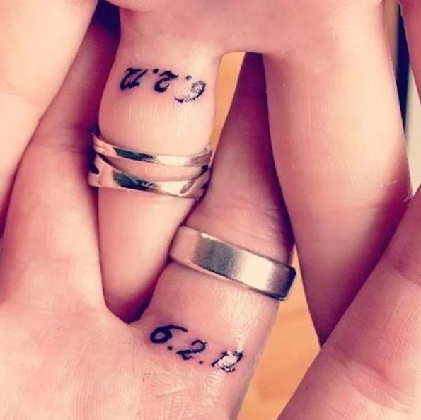 Meaningful Finger Tattoos