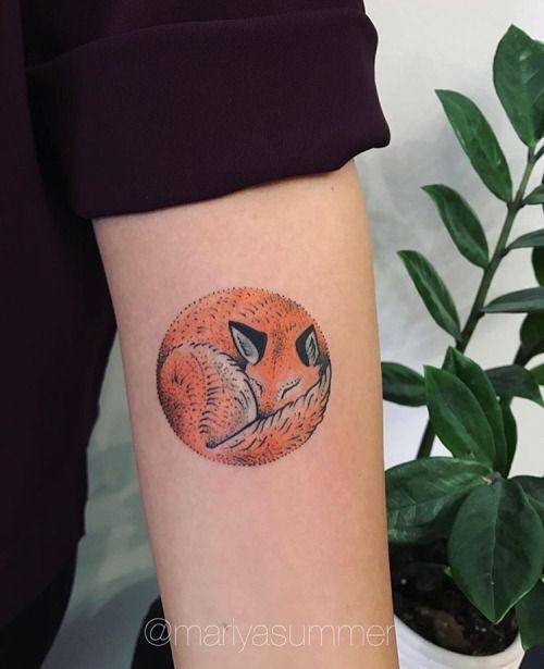 Minimalist Geometric Tattoos (8)