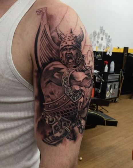 Real Viking Tattoos