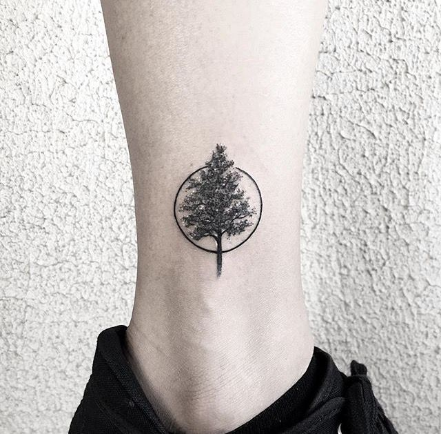 Sacred Geometry Symbols Tattoos (7)
