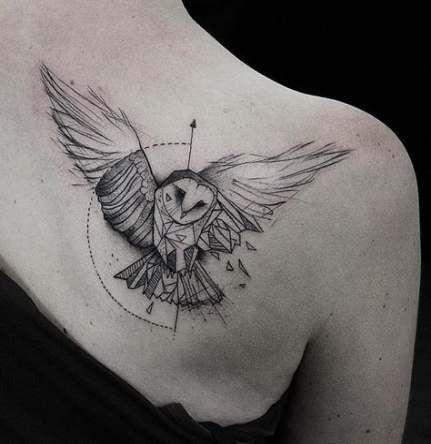 Sacred Geometry Symbols Tattoos (9)