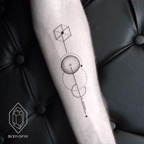 Sacred Geometry Tattoo (6)