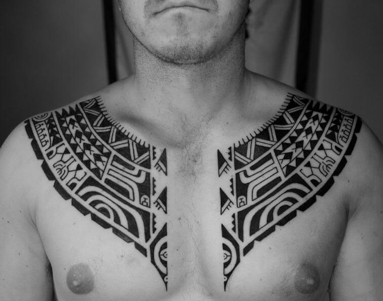 Simple Mens Tattoos