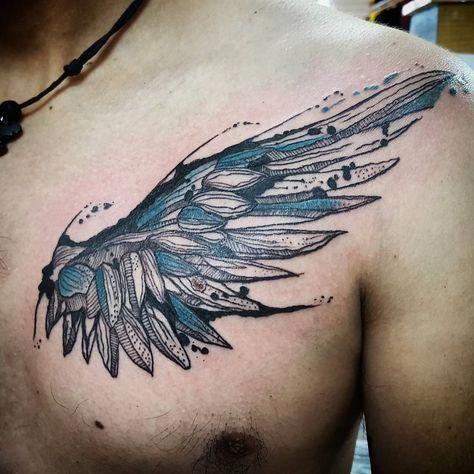 Simple Shape Tattoos (1)