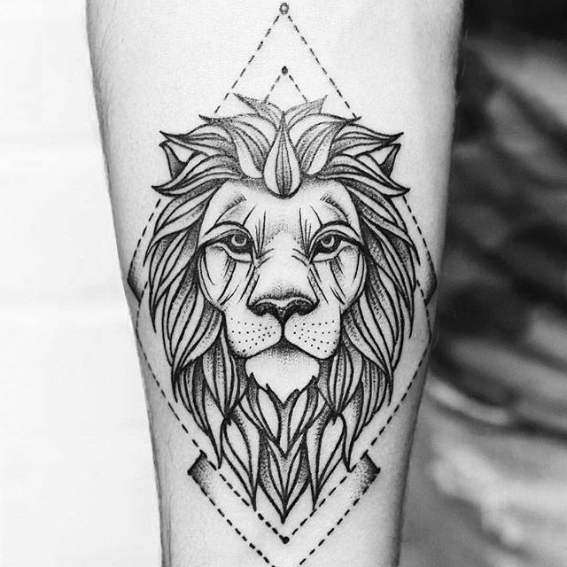 Simple Shape Tattoos (7)
