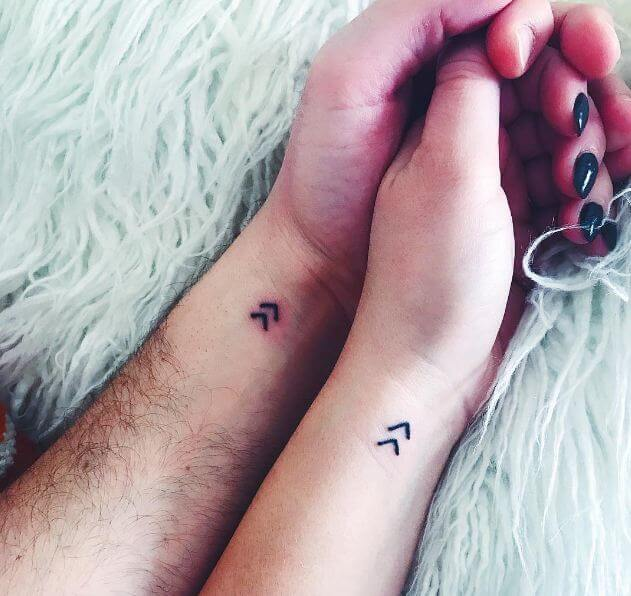 Simple Small Tattoos
