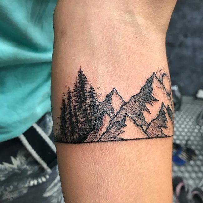 Small Sacred Geometry Tattoo (6)