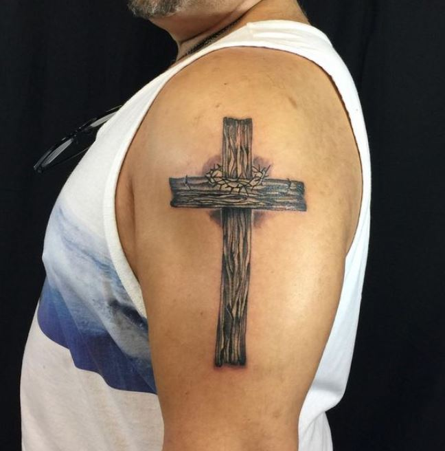 Unique Cross Tattoos