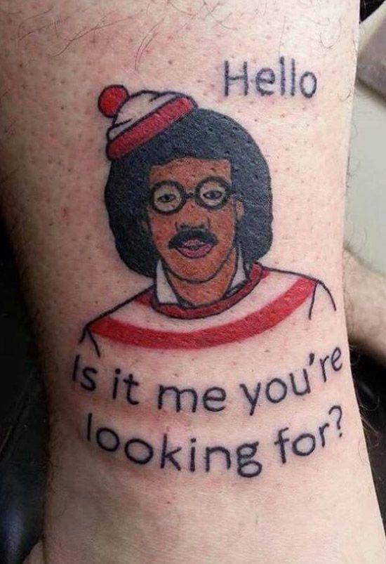 Weirdest Tattoo Ever (11)
