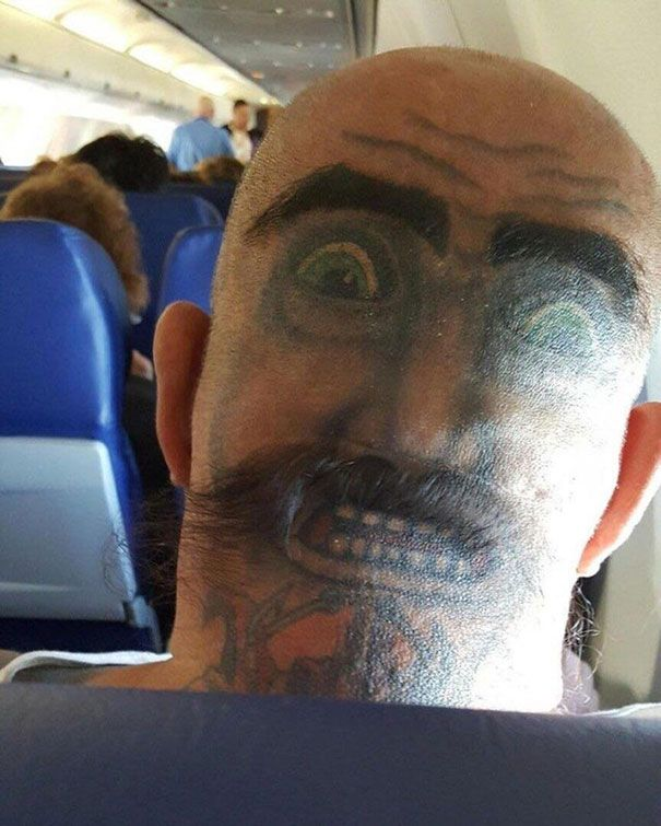 Weirdest Tattoo Ever (4)