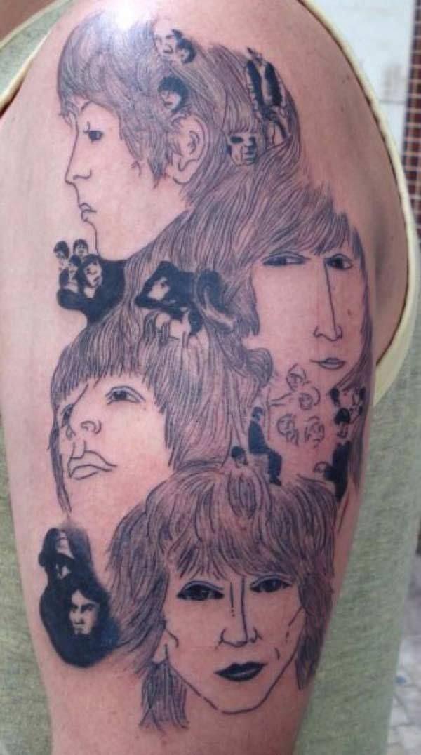 Weirdest Tattoo Ever (6)