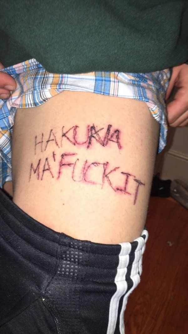 Worlds Worst Tattoo Ever (1)
