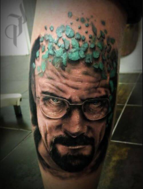 Worst Portrait Tattoos