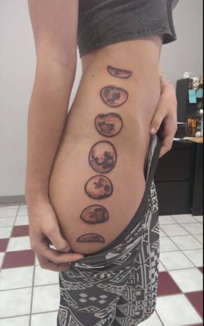 Worst Tattoos 2018