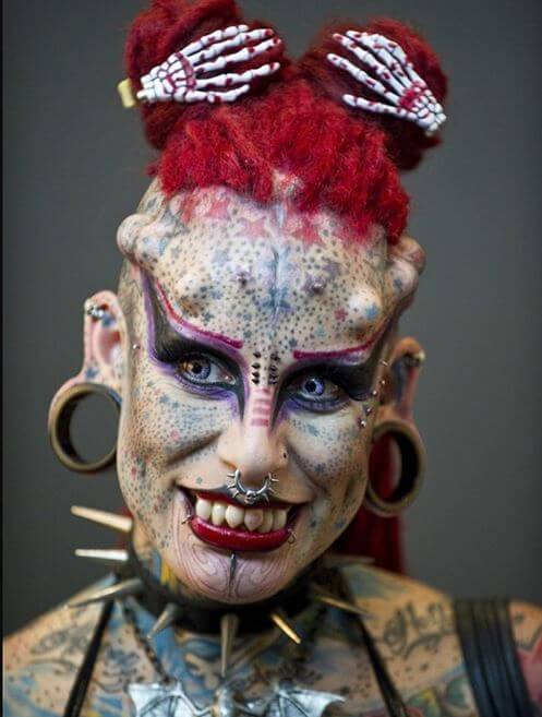 Worst Tattoos And Piercings