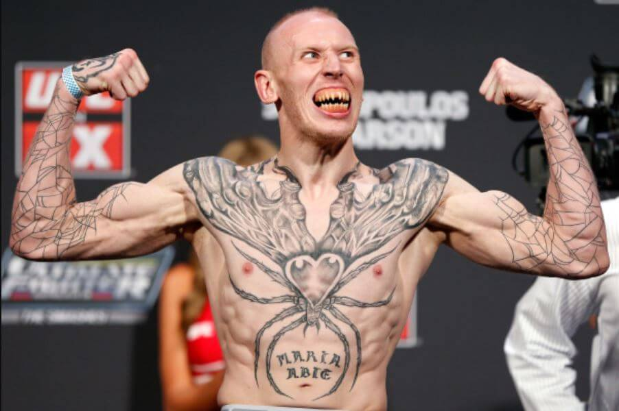 Worst Tattoos In Mma