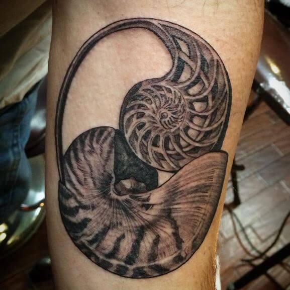 Yin And Yang Tattoos Tumblr