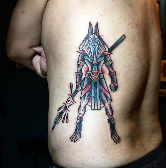 Anubis Tattoo 20