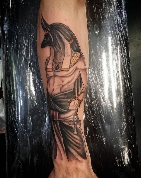 Anubis Tattoo 26