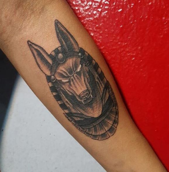 Anubis Tattoo 32