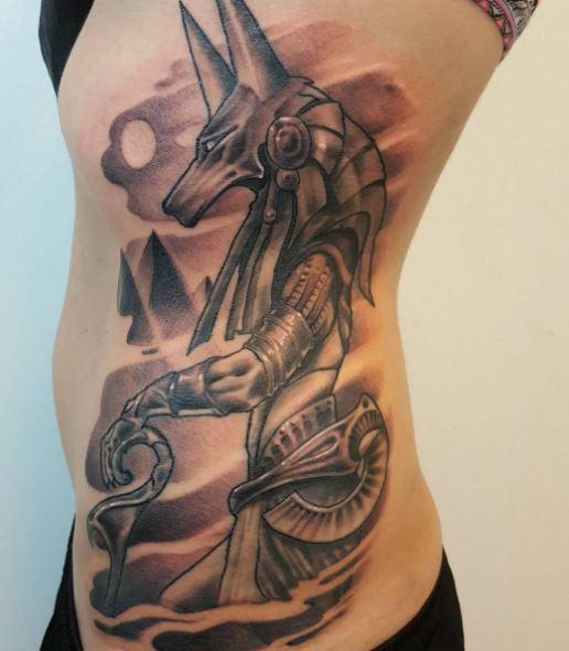 Anubis Tattoo 47