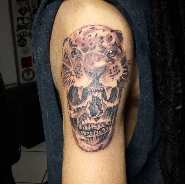 Aztec Inspired Tattoo Designs For Men