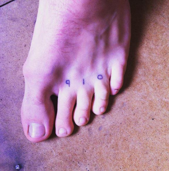 Best Toe Tattoos Design And Ideas