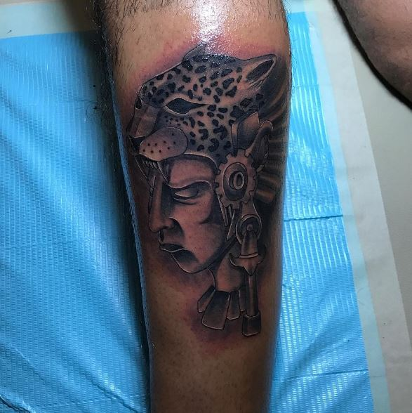 Cool Aztec Tattoos Design For Men And Women