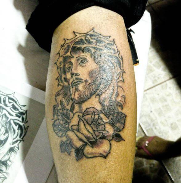 Cool Jesus Christ Tattoos Design And Ideas