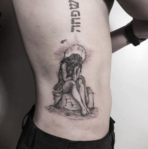 Custom Jesus Christ Tattoos Design And Ideas